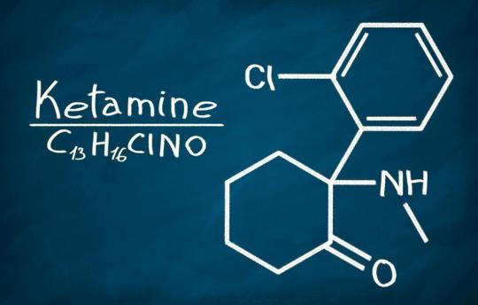 ketamine formula