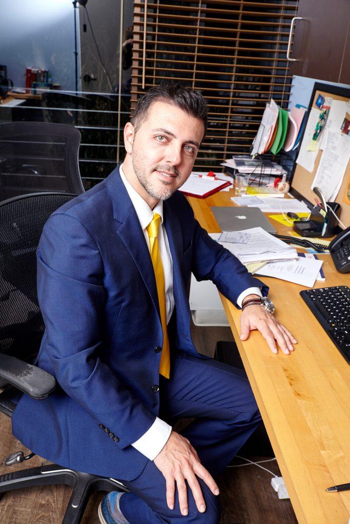 David Mahjoubi, MD