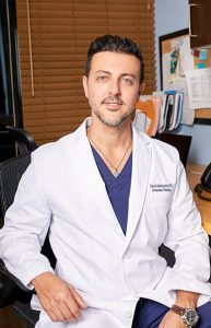 David Mahjoubi, MD