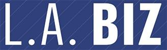 LA Biz logo
